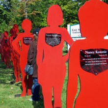 Silent Witness figures