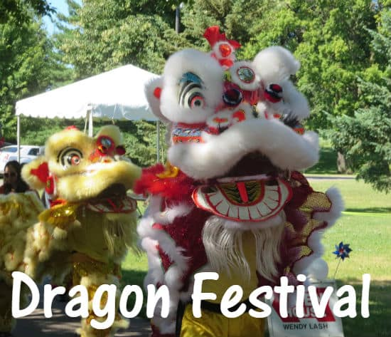 Say Hi to East Side Elders at the Dragon Festival this Weekend!