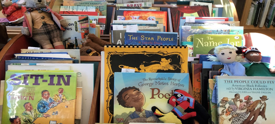 """The Children's Collection of the East Side Freedom Library"" by Karen Parker"
