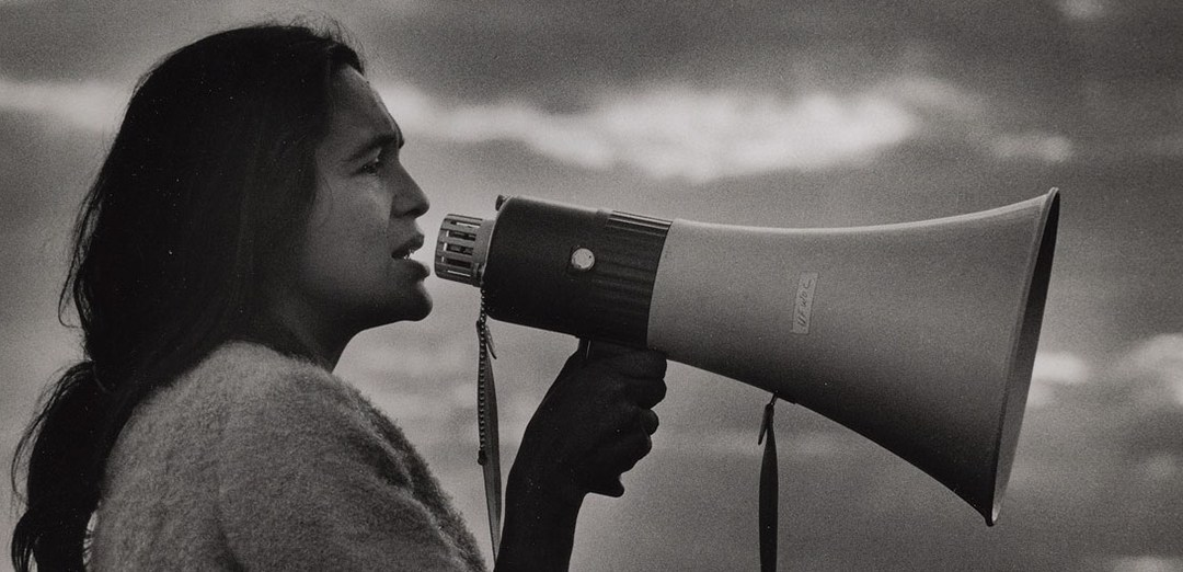 Dolores Huerta: A Celebration of Women's History Month at East Side Freedom Library