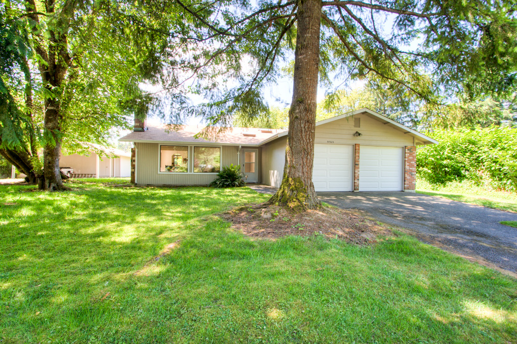 SOLD! Nice rambler home on private lot in Lake Marcel