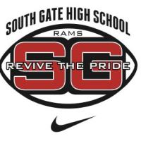 """Lavell Thompson """"RB Highlights"""" South Gate High Rams Football 2013"""
