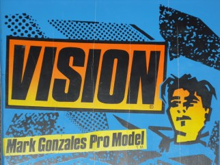 vision Mark Gonzales