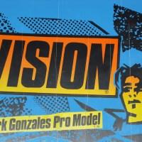 Mark Gonzales 1986 Model - Vision Skateboards