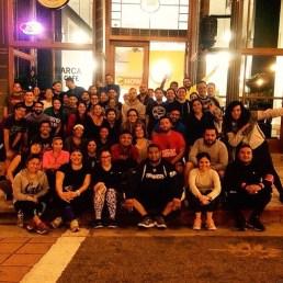 Boyle Heights Bridge Runners