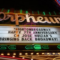 Night On Broadway brings light to downtown L.A.'s historic theaters