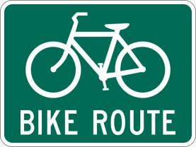 Bicycle_Route_sign