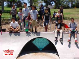 Diamond Skate Plaza