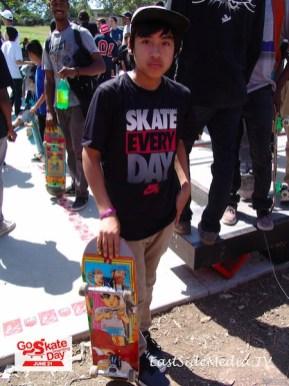 Go Skateboarding Day 2015 Primitive Skateboards