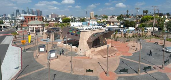 Mariachi Plaza Boyle Heights