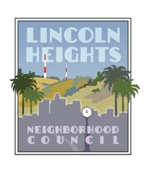 Lincoln Heights Neoghborhood Council Logo