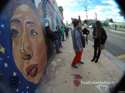 Boyle Heights Walking Tour - Erick Huerta