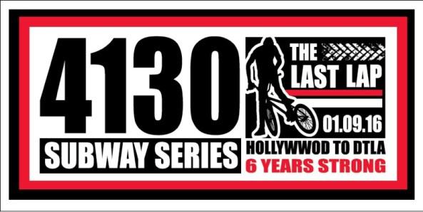 4130 Subway Series The Last Lap 2016