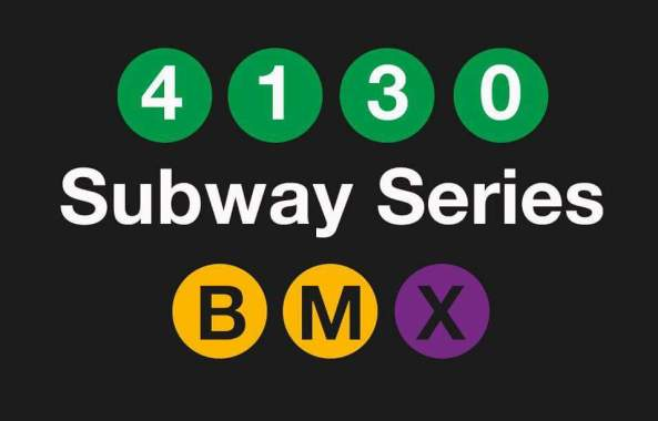 4130 Subway series BMX Hollywood