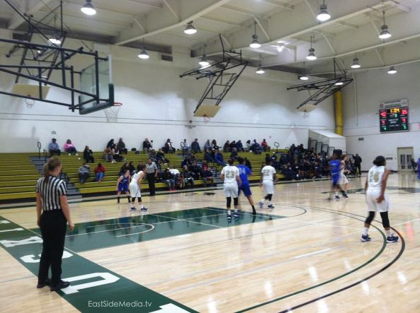 ELAC Womens Basketball vs COC 2015