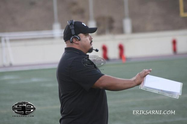 Ricardo Zepeda Roosevelt High School Football