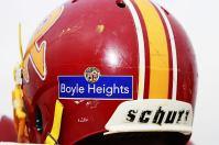 Roosevelt Rough Riders Football Helmet Boyle Heights