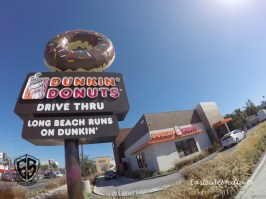 Dunkin Donuts Long Beach