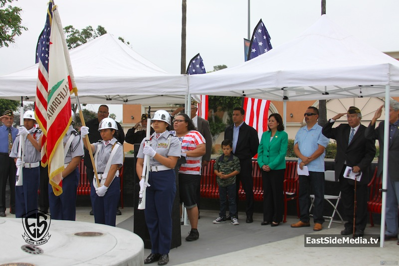 El Sereno Memorial Day Tribute