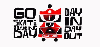 Go Skateboarding Day 2016 Nike