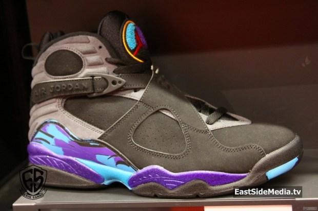 Air Jordan Retro 8 Nike East Los