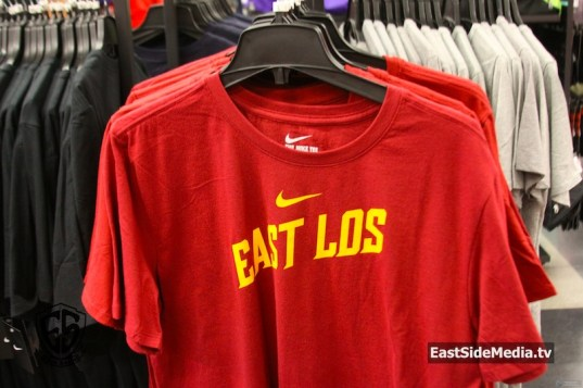 Nike East Los Shirts