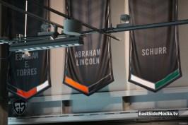 Nike East Los Banners