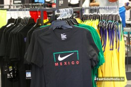 Mexico T Shirt Nike East Los