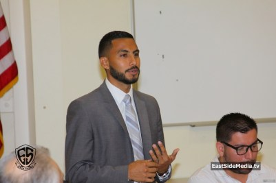 Boyle Heights Neighborhood Council President 2016