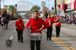 Jose Huizar East LA Christmas Parade