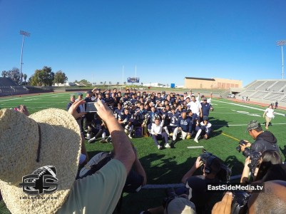 Franklin Panthers Win Division III Football Championship 2016