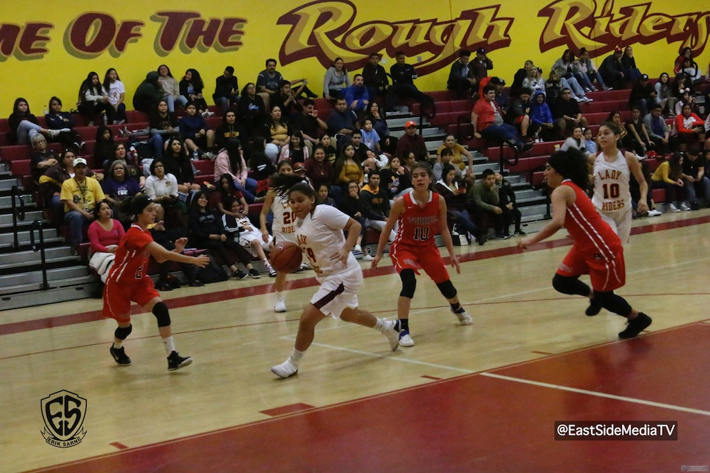 Roosevelt Lady Riders defeat Lady Toros 54-25
