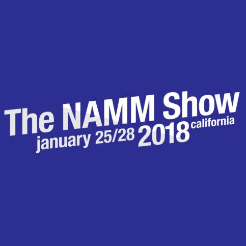 The NAMM Show Anaheim 2018