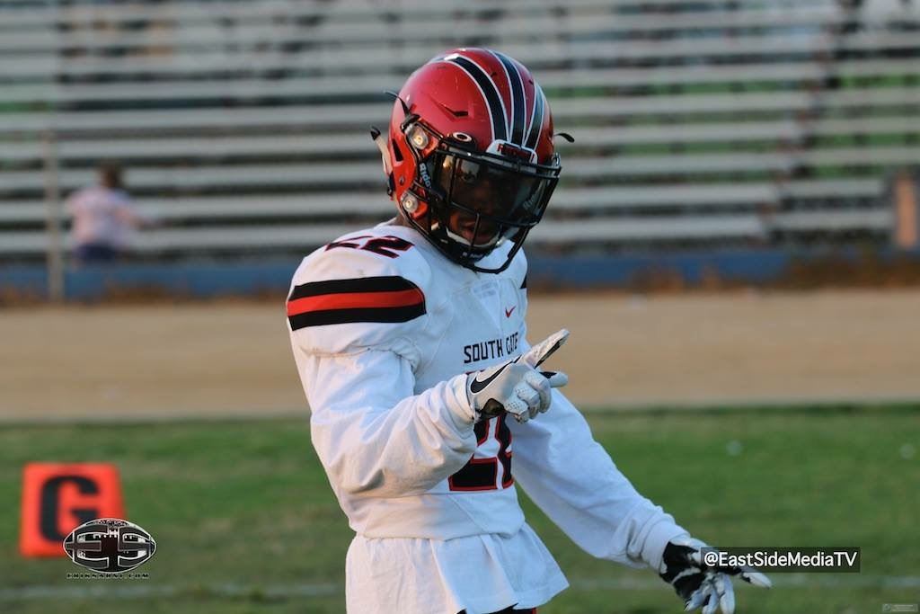Will Lucas ATH South Gate Rams Highlights 2017