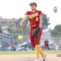 Samantha Islas tosses one hit shutout as Roosevelt blanks Franklin 12-0
