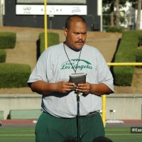 Local junior college football coach Reuben Ale dies, remembered as tough and caring