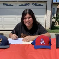Darla Sandoval of Los Altos heads to Reedley College