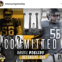 Missouri lands 18th commitment, as top JUCO prospect Daniel Robledo commits to Tigers