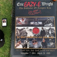 Eric Eazy-E Wright The Godfather of Gangsta Rap (September 7, 1964– March 26, 1995)