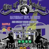 4130 Subway Series BMX returns to Hollywood