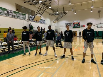 Last Chance U Basketball - ELAC Huskies Mens Basketball - photo credit Erik Sarni