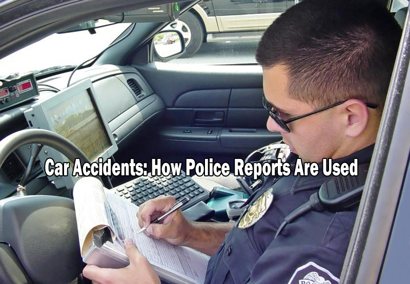 car accident police report