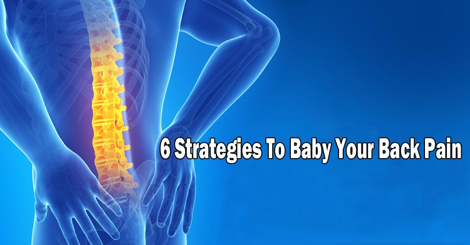 stratgeies back pain