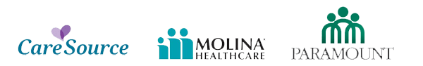 now accepting CareSource Molina Paramount Eastside Medical Group Cleveland