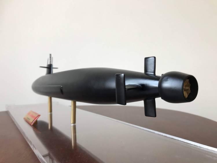 SNLE_Le_Triomphant_ submarine