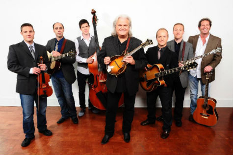 Ricky Skaggs has been touring for 55 years and holds 14 grammys. The musician will play at 7:30 p.m. March 28 in the Martha Street Culp Auditorium. (Photograph Contributed)