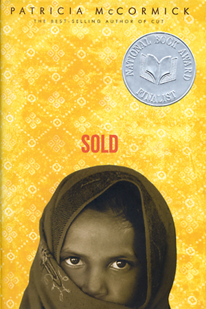 "Now a motion picture, Patricia McCormick's ""Sold"" has the emotional attention of readers. The novel tells the story of a 13-year-old girl sold into sex slavery in India. (Photograph Courtesy of www.patriciamccormick.com)"