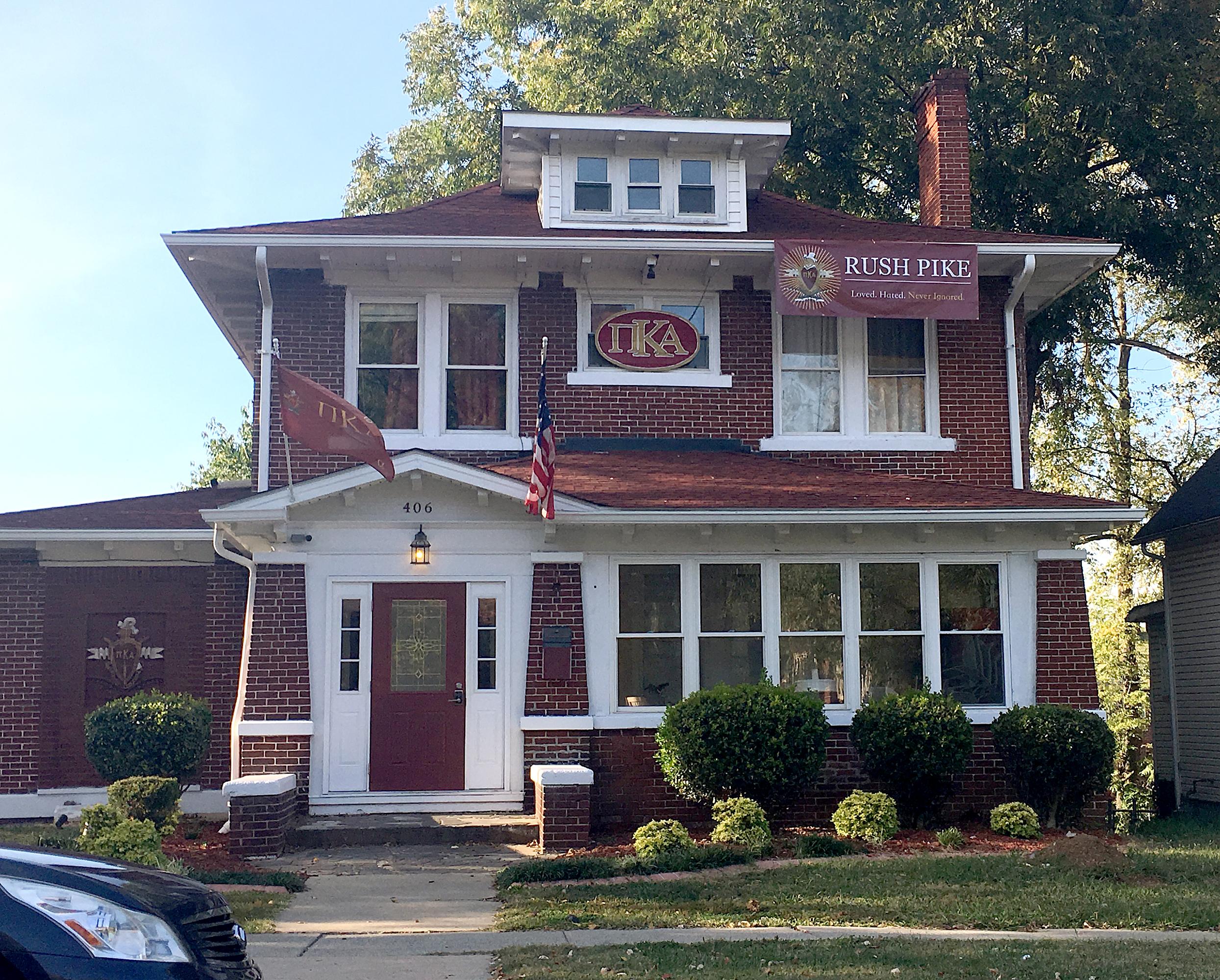 Parent Organization Suspends Charter For Etsus Pi Kappa Alpha
