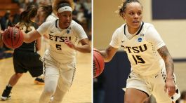 (Photograph courtesy of ETSUBucs.com)