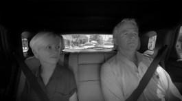 """Livia Ungur and Patrick Duffy in """"Hotel Dallas."""" (Contributed)"""